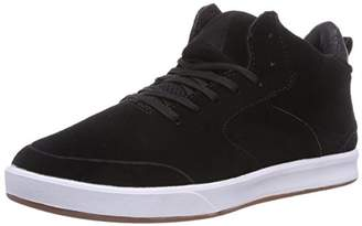 Globe Abyss, Unisex Adults' Low-Top Sneakers, Black (black/white 046), UK