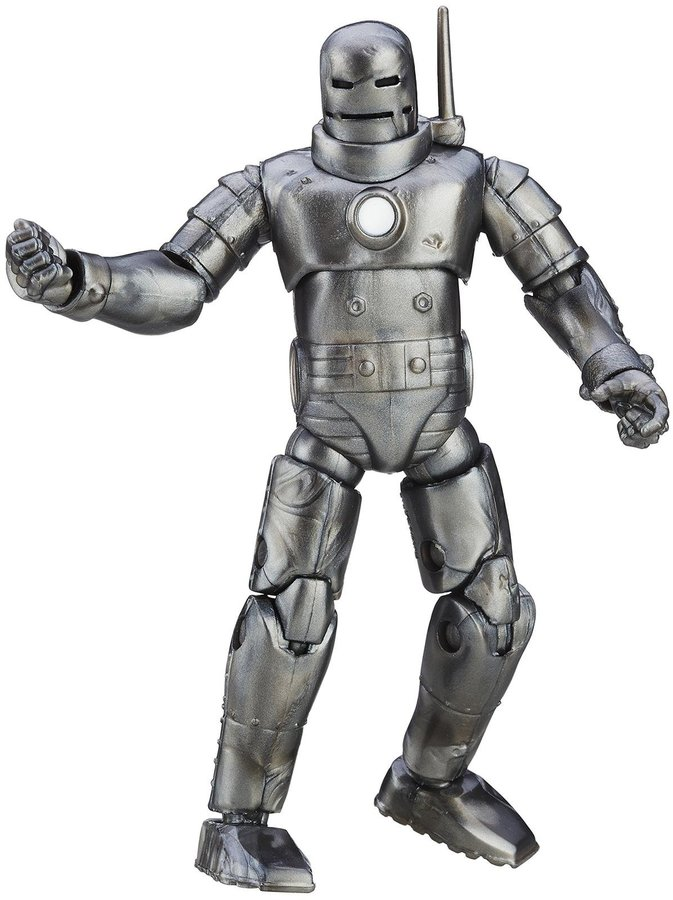 Marvel 3.75 Inches Classic Iron Man