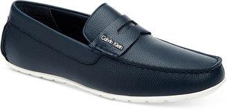 Calvin Klein Men's Ivan Penny Driver $130 thestylecure.com