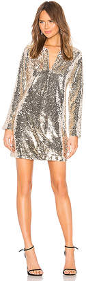 NBD Alibi Sequin Tunic Dress