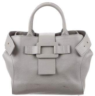 6ed032b685 Pre-Owned at TheRealReal · Roger Vivier Pilgrim de Jour Tote