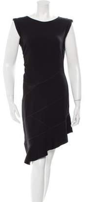 Valentino Knit Asymmetrical Dress w/ Tags