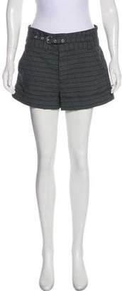 Marc by Marc Jacobs Tweed Tailored Shorts