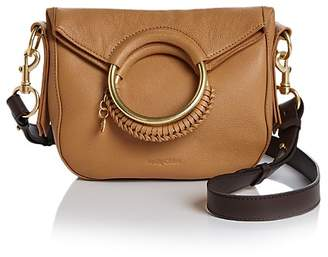 See by Chloe Monroe Small Leather Crossbody