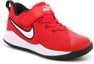 Nike Team Hustle Quick 2 Basketball Shoe - Kids' - Boy's