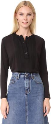 Belstaff Nora Shirt $375 thestylecure.com