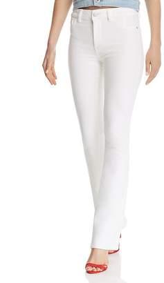 DL1961 Bridget Bootcut Jeans in Porcelain
