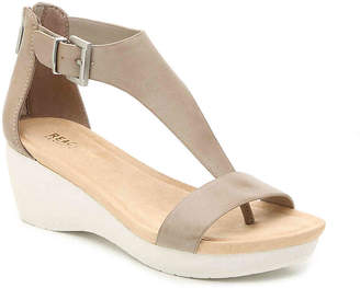 Kenneth Cole Reaction New Gal Wedge Sandal - Women's