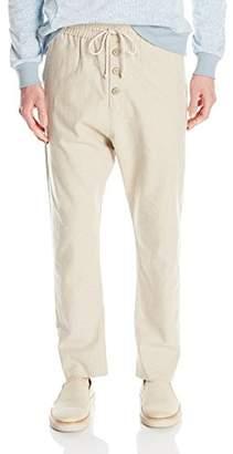 Thaddeus O'Neil Men's Linen Bloomer Pant