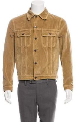 Stella McCartney Velvet Collared Jacket w/ Tags