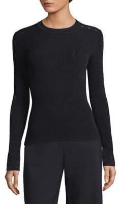 BOSS Knit Long-Sleeve Top