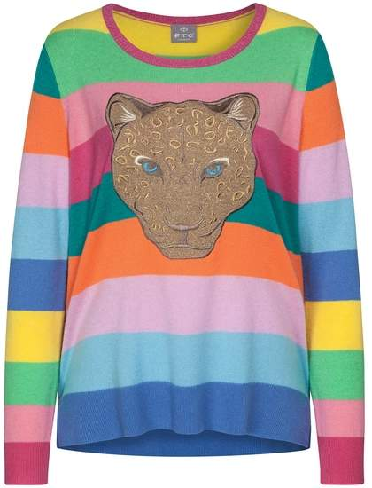FTC Cashmere- Cashmere-Pullover   Damen (36)