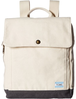 TOMS - Trekker Backpack Backpack Bags $88 thestylecure.com