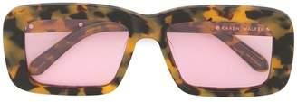 Karen Walker Admiral Boom Crazy Tort sunglasses