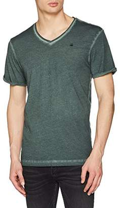 G Star Men's Belfurr Mf Neck V T S/s T-Shirt