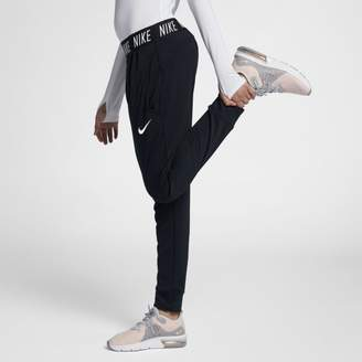 Nike Dri-FIT Core Studio Older Kids'(Girls') Training Trousers