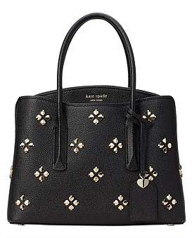 Kate Spade Margaux Spade Stud Medium Satchel
