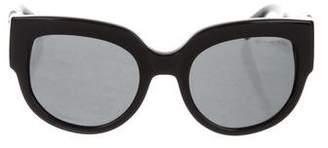 Michael Kors Villefranchie Round Sunglasses