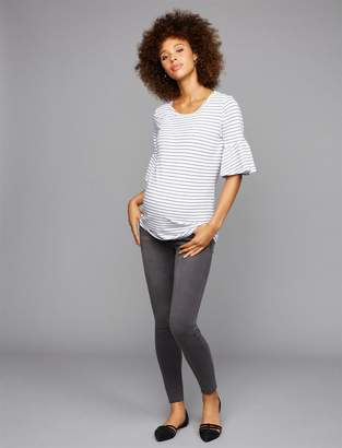 A Pea in the Pod Articles Of Society Secret Fit Belly Sarah Maternity Jeans - Grey