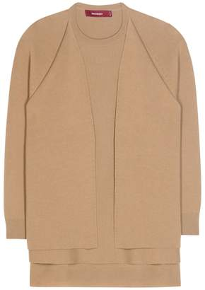 Sies Marjan Virgin wool and cashmere-blend sweater