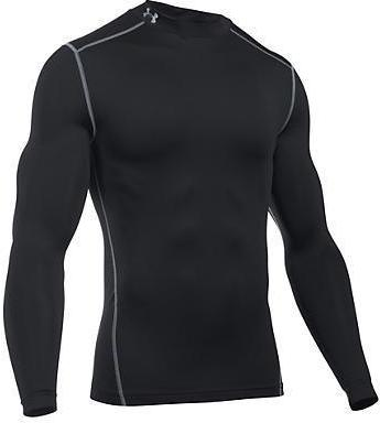 Under Armour ColdGear Compression Mock Neck T-Shirt