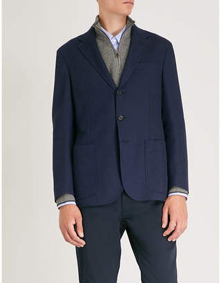 Polo Ralph Lauren Morgan regular-fit wool-blend jacket