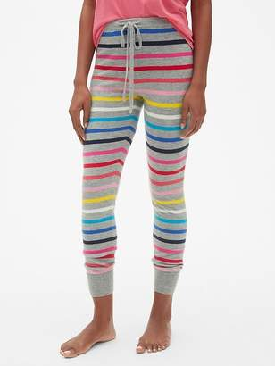 Gap Crazy Stripe Sweater Leggings