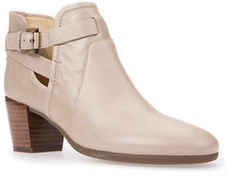 Geox Lucinda Leather Booties