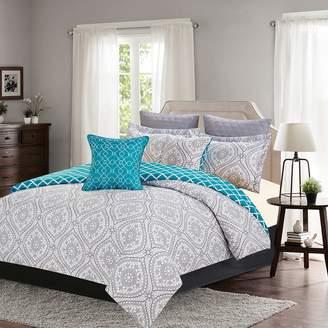 Journee Collection Journee Home Printed 5-piece Comforter Set