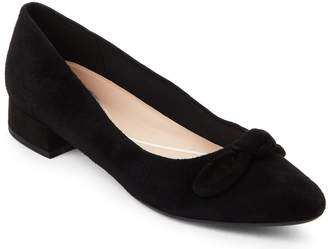 Easy Spirit Black Calasee Low Heel Shoes