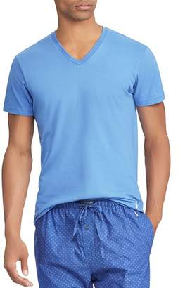 Polo Ralph Lauren Classic Fit V-Neck Tee - Pack of 3