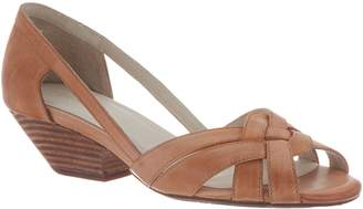 Chocolat Blu Criss Cross Open Toe Sandal - Gilly