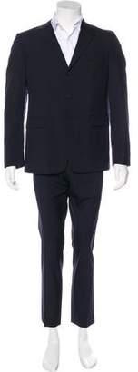 Prada Virgin Wool Suit