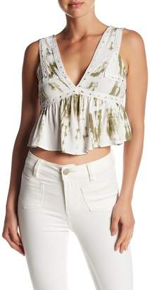 Mimi Chica Cropped Tie Dye Tank $34 thestylecure.com