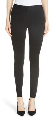 Emporio Armani Double Face Stretch Jersey Leggings