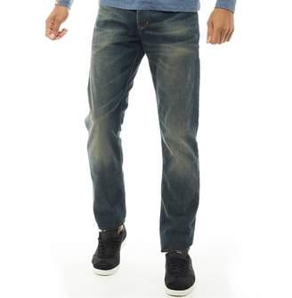 Superdry Mens Biker Jeans Biker Used