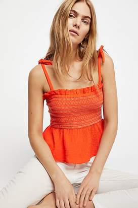 Smock It To Me Tube Top
