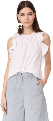 Ulla Johnson Mariana Blouse $173 thestylecure.com