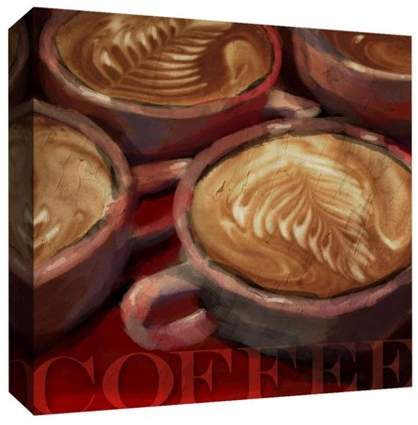 Caffe Decorative Canvas Wall Art 16