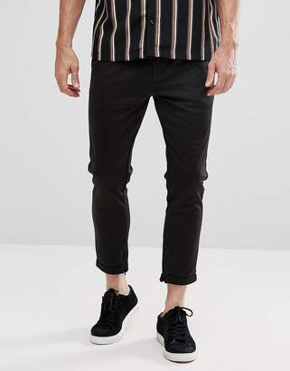 Selected Smart Pants With Zip Ankle