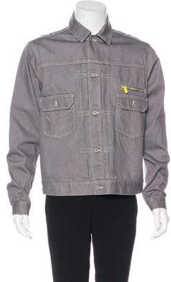 Y-3 Denim Trucker Jacket