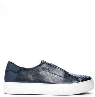 J/Slides Adaze Slip On Sneakers With Sequins