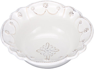 Juliska Jardins du Monde Whitewash Cereal/Ice Cream Bowl