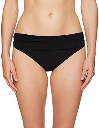 Gottex Profile by Women's Solid Foldover Swimsuit Bottom