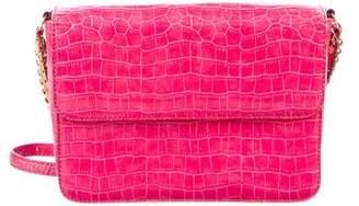 Stella McCartney Alter Croc Shoulder Bag