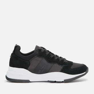 ed4fe25e7b63e Ted Baker Black Trainers For Women - ShopStyle UK