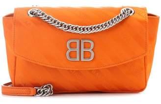 Balenciaga Chain Round S shoulder bag