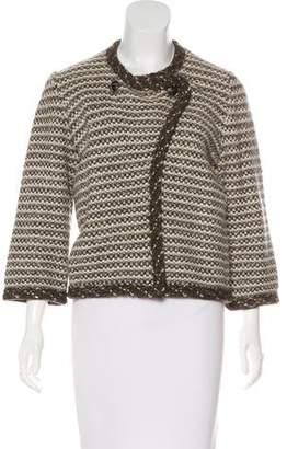 Chanel Cashmere-Blend Jacket