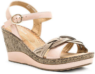 Moxie GC SHOES GC Shoes Womens Wedge Sandals