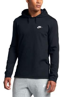 Nike Big & Tall Club Jersey Sportswear Hoodie